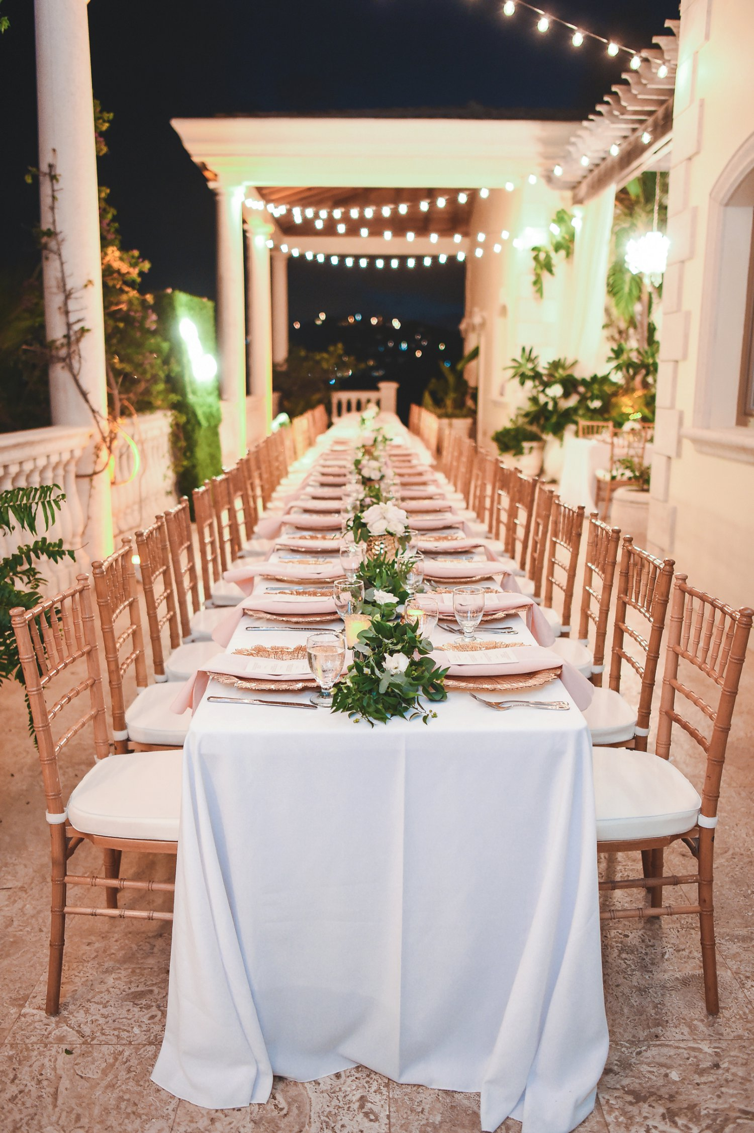Wedding reception venue for destination weddings in St. Thomas, USVI