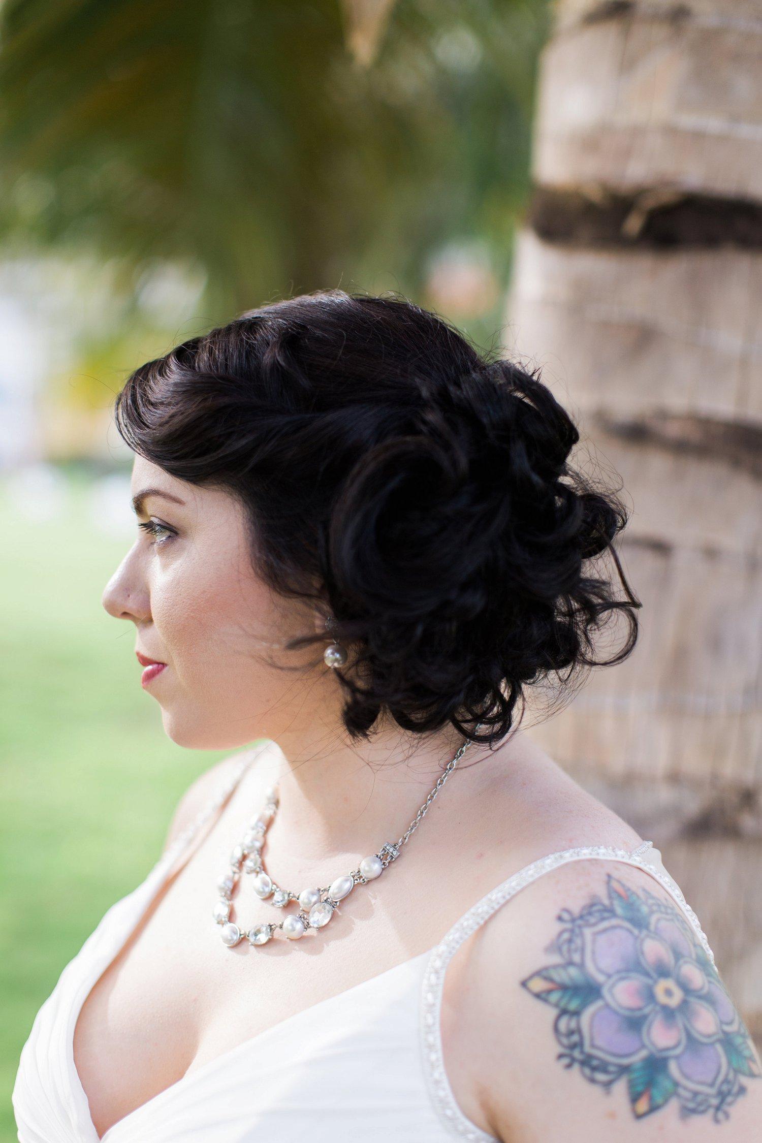 Bridal portrait by Savanah Loftus photography