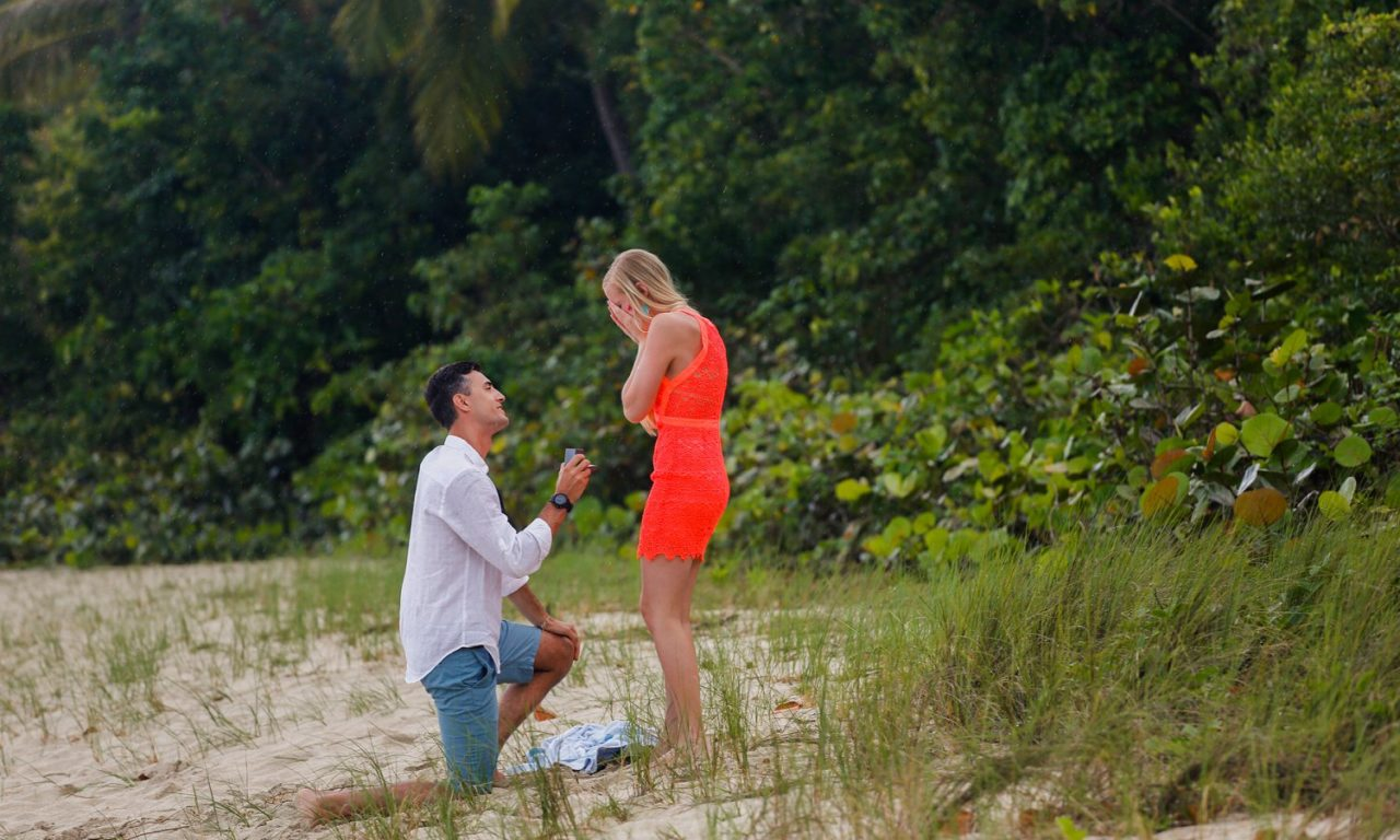 Brittany & Alex: The Proposal