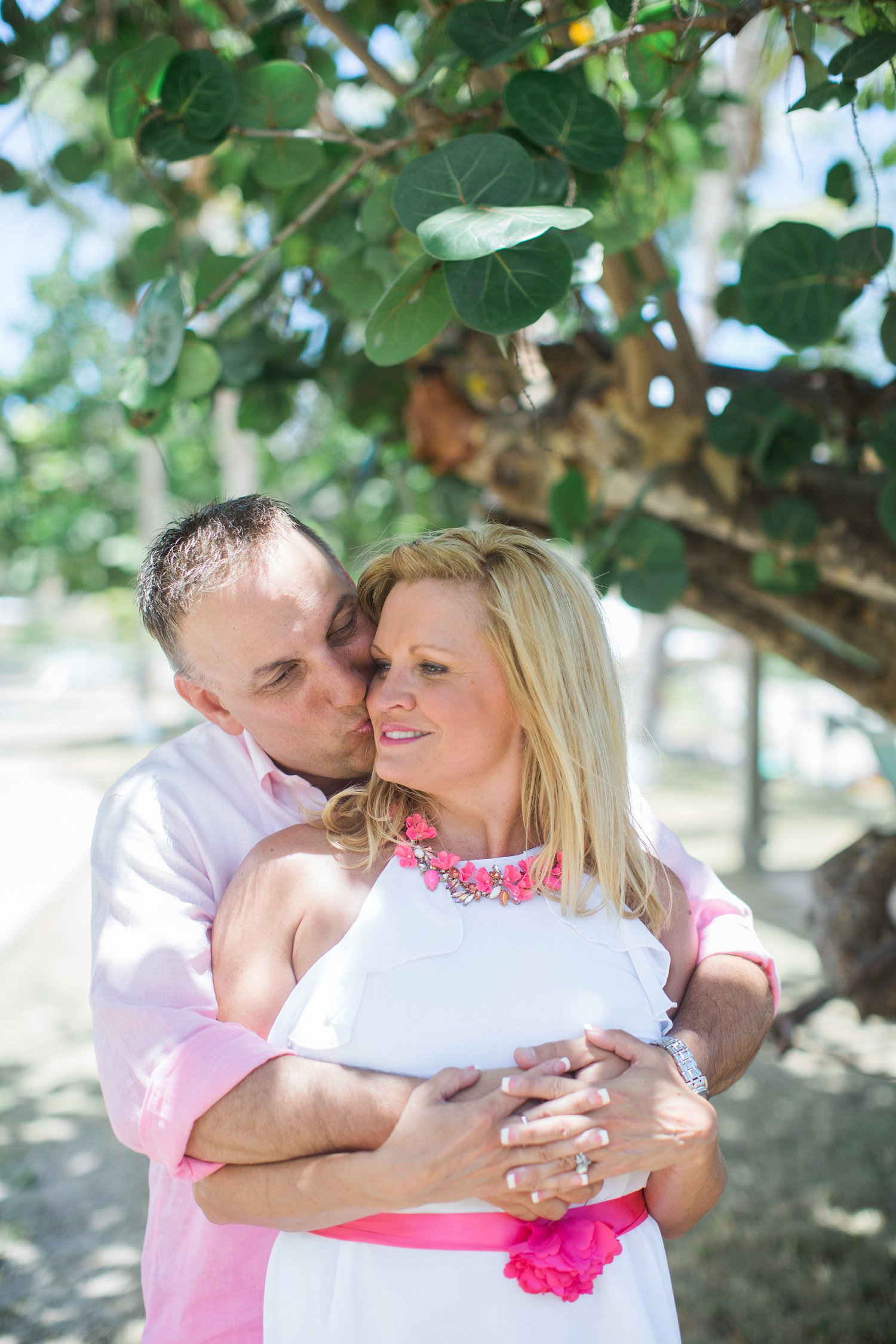 Vow renewal couple's photography session with Savanah Loftus.